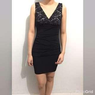 Party Black Dress