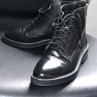 Leather Boots 6