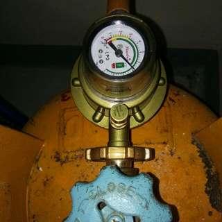 Autolock Gas Regulator