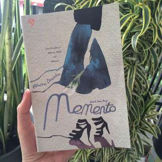 NOVEL: Memento