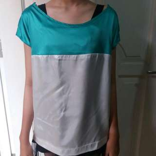 Tshirt Tosca Silver
