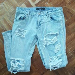 factorie ripped jeans!