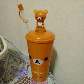 拉拉熊冷水壺