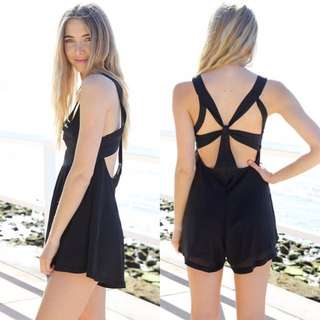 Sabo Skirt Playsuit