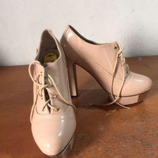 Nude heels By ghost