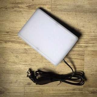 全新)南冠 LED攝影燈