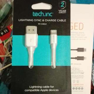 iPhone Lighting Cable