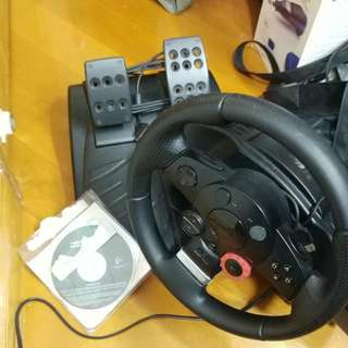 Logitech Driving Force GT 80%new