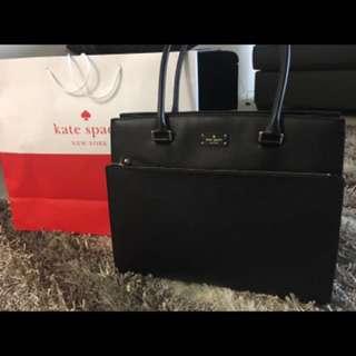 Kate Spade ♠️ Handbag. Black. 100% Auth & New