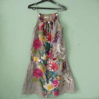 #JATUHHARGA Cotton Dress