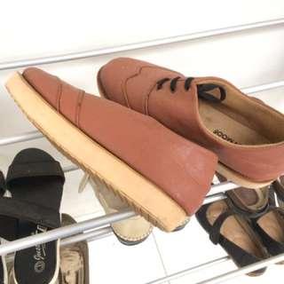 Wedges Korean Shoes