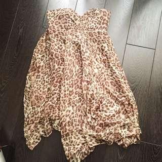 Warehouse Tube Dress