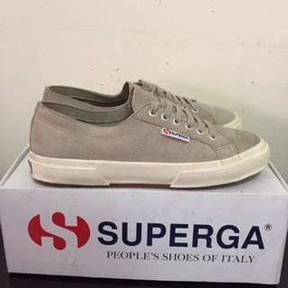 SUPERGRA SUEDE SNEAKERS