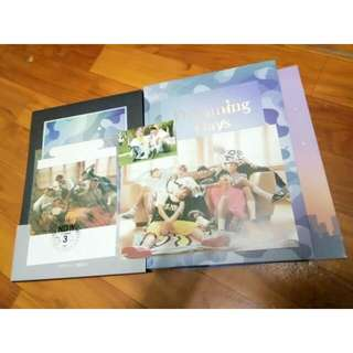 [RS] BTS NOW3 FULL SET - FIRST PRESS