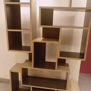 型格多用途擺設木架