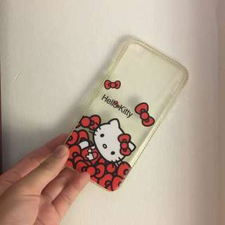 HELLO KITTY IPHONE 6/6S CASING