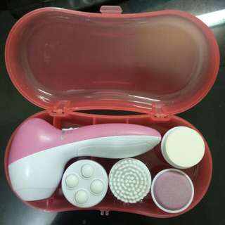 Facial Cleaning Set 4 In 1