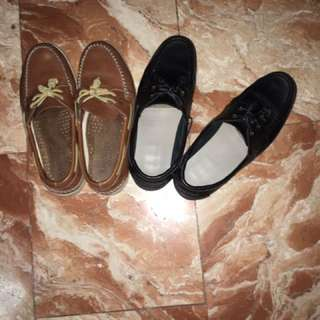 Sperry Top-sider And Milanos package