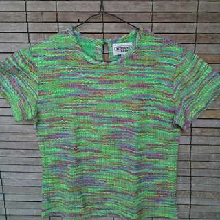 Colorfast Top