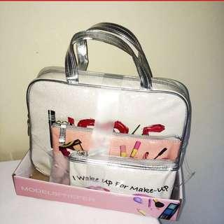 🆕 Makeup Bag Set