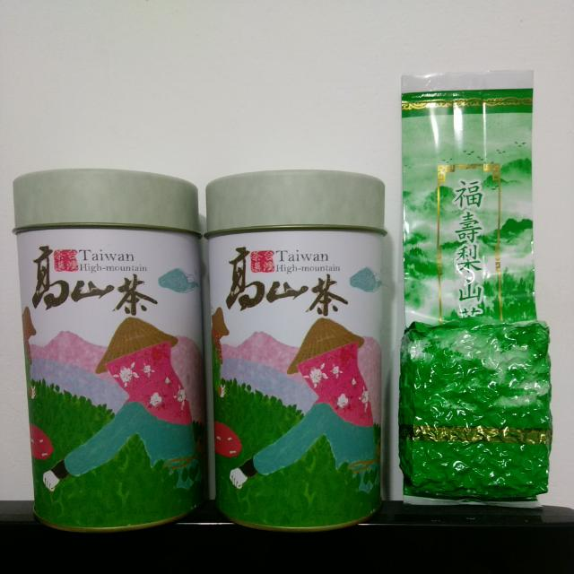 2017春茶。福壽山