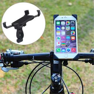Bike Bicycle Motorcycle Phone Mount Holder Stand for Smartphone New 2017 Design