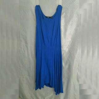 Sporstgirl Dress Size 10 Cut-out Back