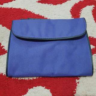 Pouch Makeup - Purple