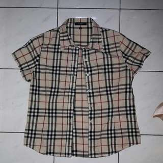Kemeja Burberry Original London