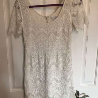 Gap Lace Dress