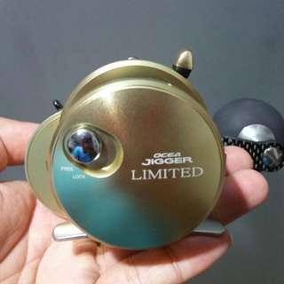 Shimano Ocea Jigger 1500hg Limited Edition