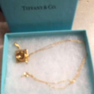 Tiffany & Co Graduation Necklace & Pendant