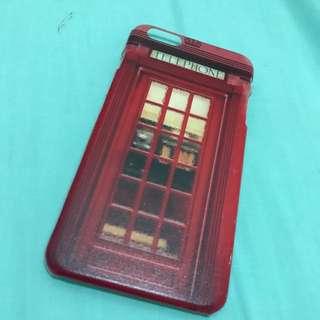 semi hardcase for iphone 6/6s plus