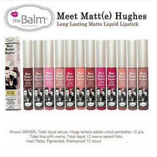 PACKAGE THE BALM (Replika) Isi 12 pcs