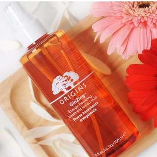 Origins GinZing™ energy-boosting treatment lotion mist 150ML