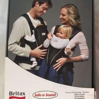Britax Safe N Sound Baby Carrier