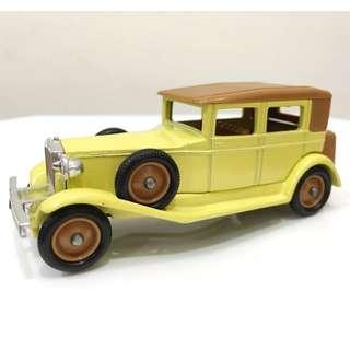 🚚 英國製復古老車款模型 ROLLS ROYCE