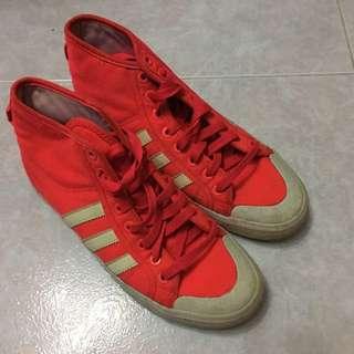 Adidas 低筒帆布鞋 US6