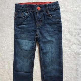 celana jeans anak merk mothercare