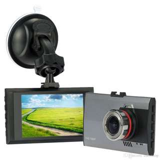 X800 Ultra Slim Car DVR Camera (Front Recording Only) 6 Month Warranty