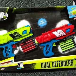 BoomCo - Dual Defenders