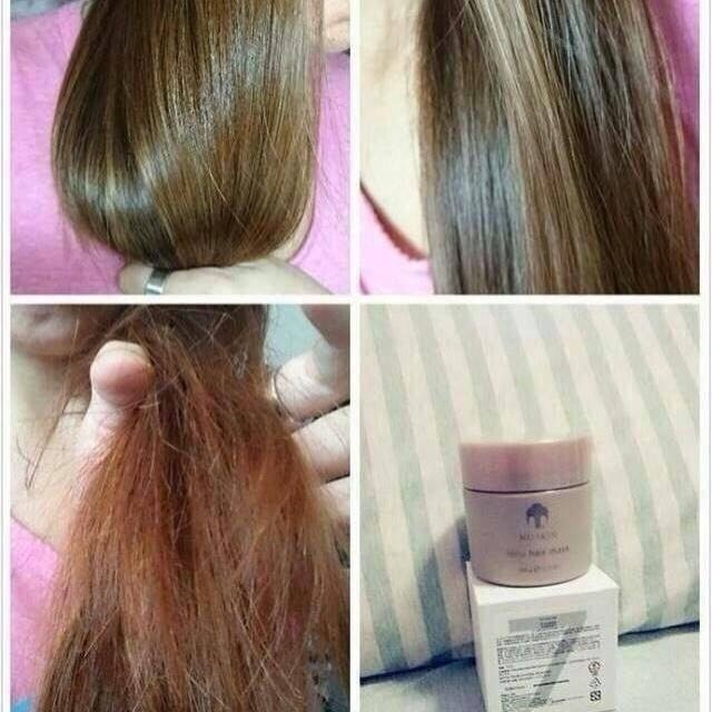 7 天醒髮因子 (CS7) 創新成份,能深層滋養及柔順毛鱗片,並讓受損髮絲三倍強韌。