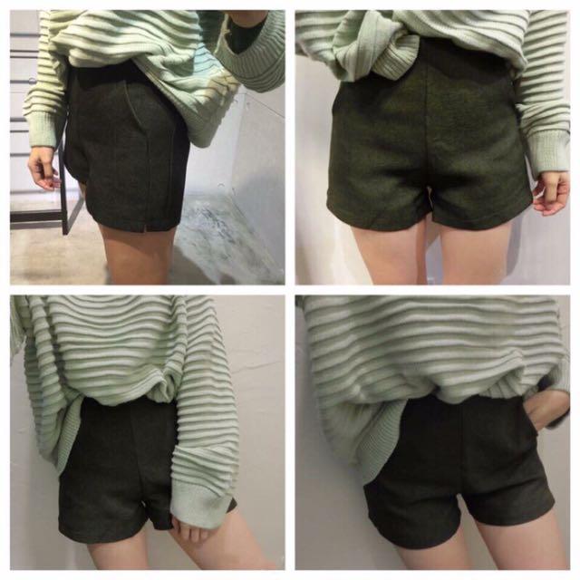 韓版西裝短褲