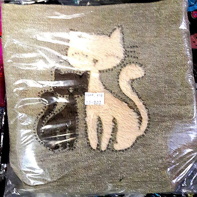可愛毛毛貓咪造型小包,可斜揹手提