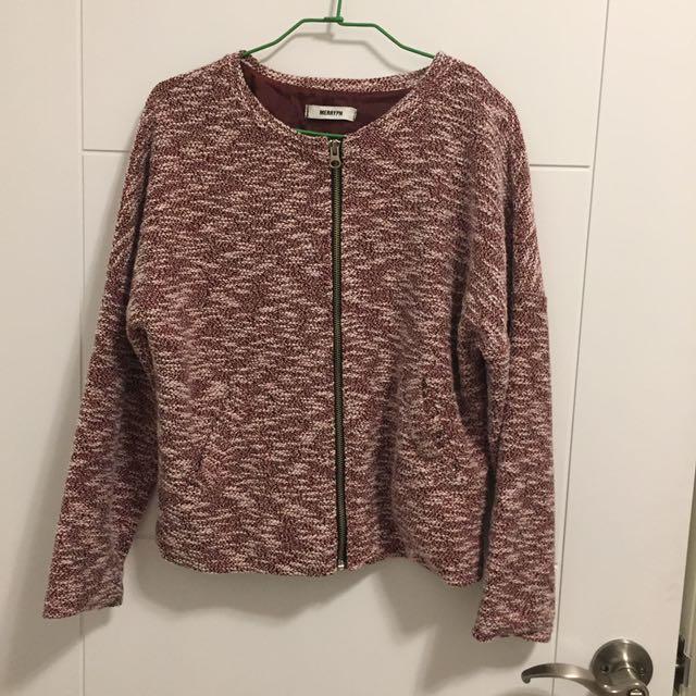 韓國質感薄外套