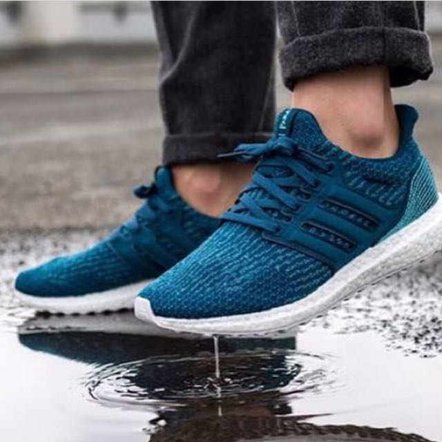 separation shoes 38a9b 24c9d 全新 Parley x Adidas Ultraboost 4.0!