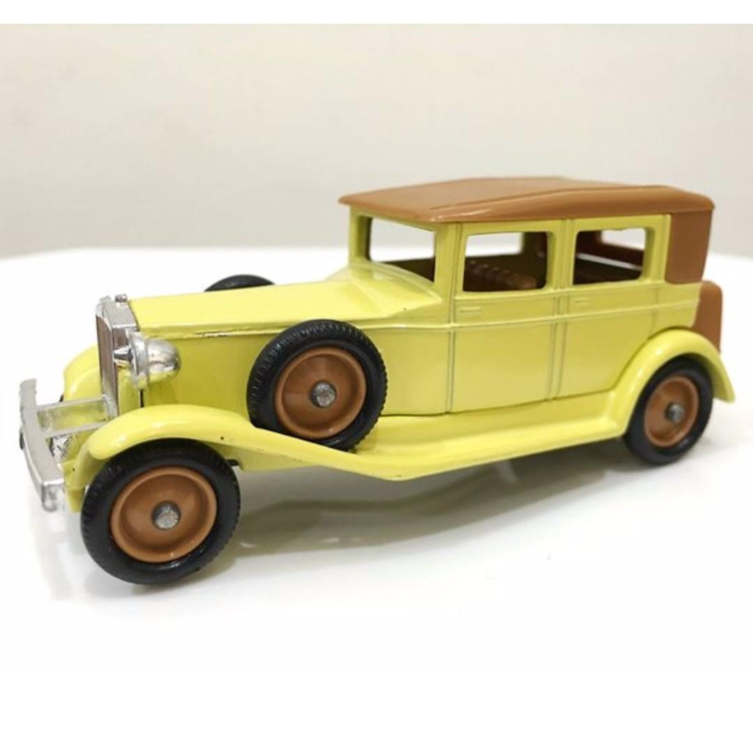 英國製復古老車款模型 ROLLS ROYCE