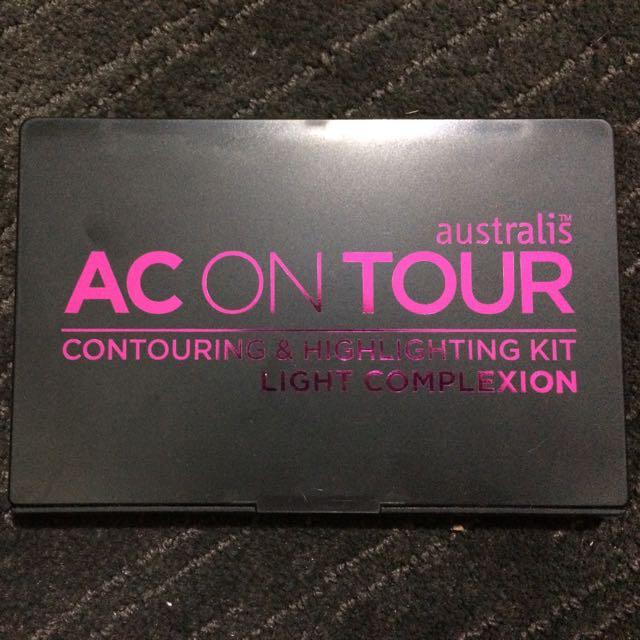 AC On Tour Powder Contour/highlighting Kit