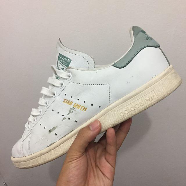 Adidas Stan Smith W/ Cream Sole (Size 9)