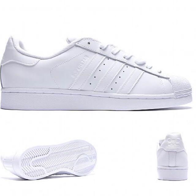 Adidas Superstar Foundation Triple